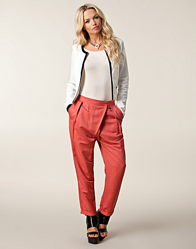 TROUSERS & SHORTS - SELECTED FEMME / MIA PANTS - NELLY.COM