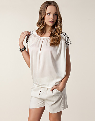 PAIDAT - SELECTED FEMME / DAHLIA TOP - NELLY.COM