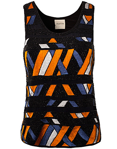 TOPPAR - SELECTED FEMME / BLINKA TANK TOP - NELLY.COM