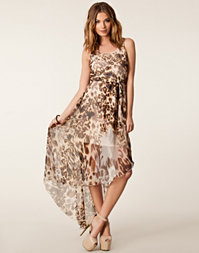Vero Moda - Leopada Long Dress