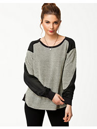 Selected Femme Patchy Top
