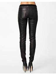Selected Femme Lucca Leather Pants