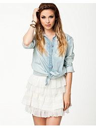 Vero Moda Miggo Denim Shirt