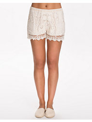Selected Femme Boho Crochet Shorts