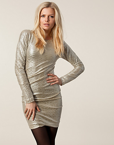 KLÄNNINGAR - SAMSØE SAMSØE / STEFANI DRESS - NELLY.COM