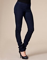 Vero Moda Basic - Lucky Black Denim Legging