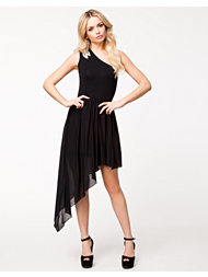 Lise Sandahl One Shoulder Dress