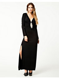 Lise Sandahl Long Sleeve Dress