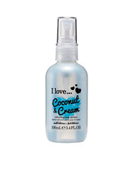 I Love... I Love...Coconut & Cream Body Spritzer 100ml
