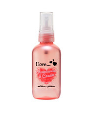 I Love... I Love...Strawberries & Cream Body Spritzer 100ml