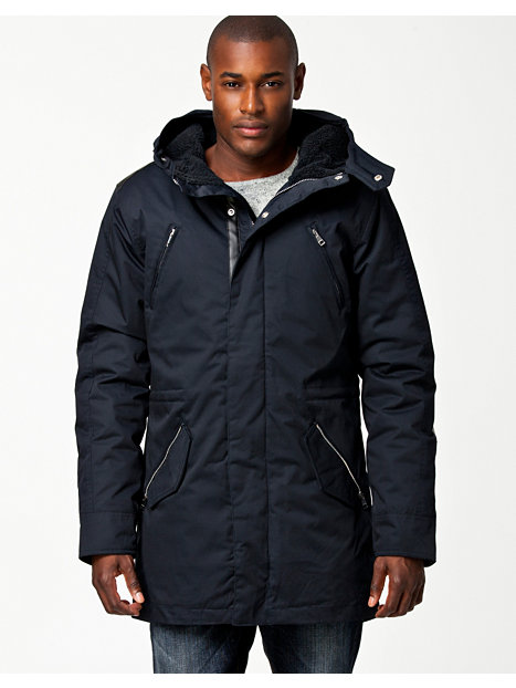 Lee Jacket - Elvine - Navy - Jackets - Clothing - Men - NlyMan.com