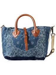 Denim & Supply Ralph Lauren Bandana Shoulder Bag