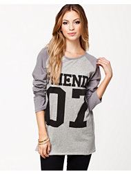 Somewear Baseball Tee Friends 07