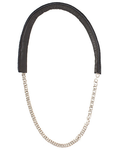 SMYKKER - BLOND ACCESSORIES / NUE SHORT NECKLACE - NELLY.COM