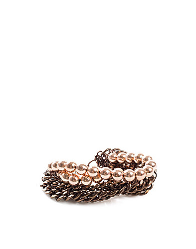 SMYCKEN - BLOND ACCESSORIES / ABA BRACELET - NELLY.COM