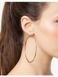 Blond Accessories Loop Earring