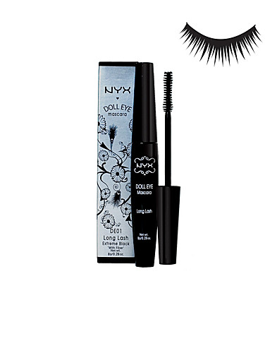 MAKE UP - NYX COSMETICS / DOLL EYE MASCARA VOLUME - NELLY.COM
