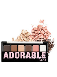 Nyx Cosmetics The Adorable Adorable Shadow Palette