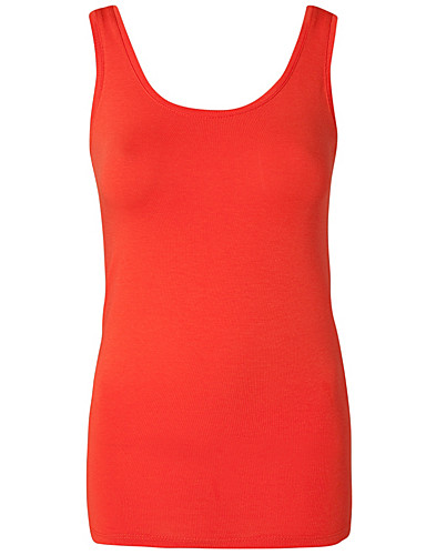 TOPPE - VILA BASIC / OFFICIEL TANK TOP NEW - NELLY.COM
