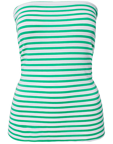 TOPS - VILA BASIC / STRIPE TUBE TOP - NELLY.COM