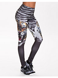 Only Play Play Tiger Two Tone Leggings