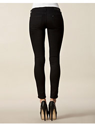 Lee Jeans Scarlett Pitch Black Jeans