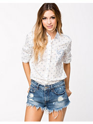 Lee Jeans Slim Western Shirt