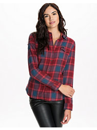 Lee Jeans Slim Western Dark Red