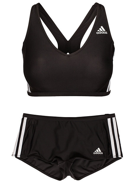 i 3s bikini adidas sport performance black swimwear. Black Bedroom Furniture Sets. Home Design Ideas
