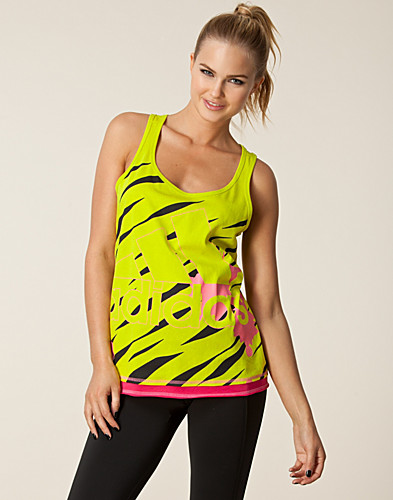 LINNEN - ADIDAS PERFORMANCE / DANCE TANK - NELLY.COM