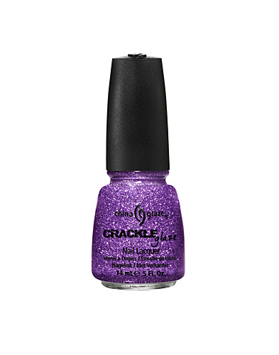 NAIL POLISH - CHINA GLAZE / LUMINIOUS LAVENDER CRACKLE GLITTERS - NELLY.COM