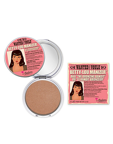 MAKEUP - THE BALM / BETTY-LOU MANIZER - NELLY.DE