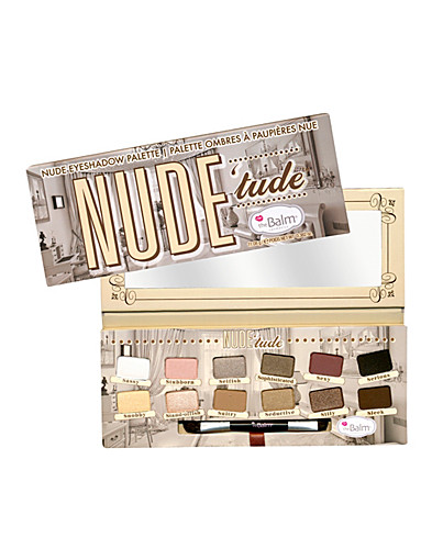 MAKEUP - THE BALM / NUDE'TUDE EYESHADOW PALETTE - NELLY.COM