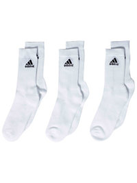 Undertøj, AdiCrew Sock 3-pack, adidas Sport Performance - NELLY.COM