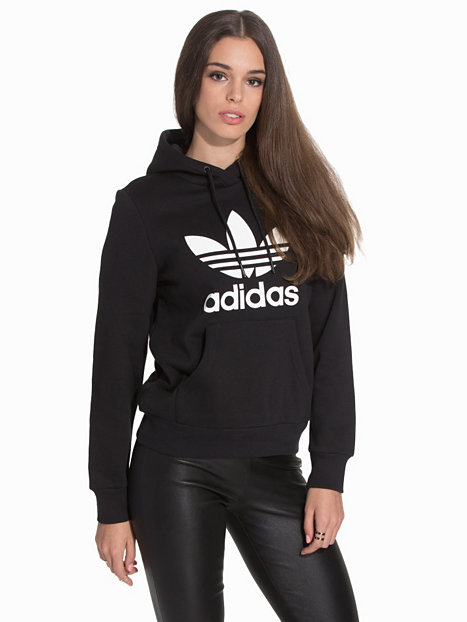 trf logo hoodie adidas originals schwarz pullover. Black Bedroom Furniture Sets. Home Design Ideas