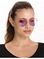 JFR 90's Heart Sunglasses
