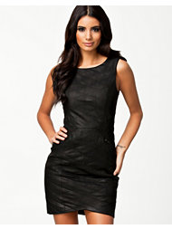 Y.A.S Night Leather Dress