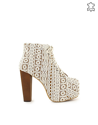 FESTSKO - JEFFREY CAMPBELL / LITA SHOE - NELLY.COM