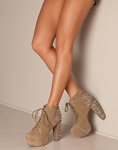 PARTY SHOES - JEFFREY CAMPBELL / SPIKE - NELLY.COM