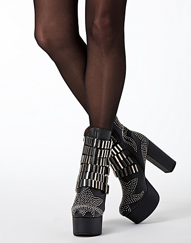 PARTY SHOES - JEFFREY CAMPBELL / HELL YES - NELLY.COM