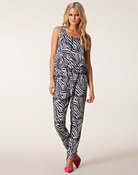 Sisters Point - Wood Jumpsuit