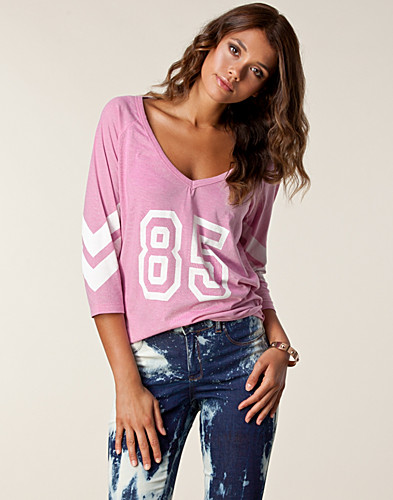 TOPPAR - NLY TREND / TROUBLE TOP - NELLY.COM