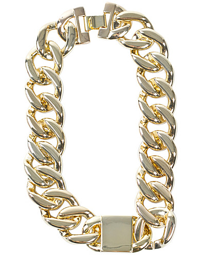 SMYKKER - NLY TREND / EFFECT NECKLACE - NELLY.COM