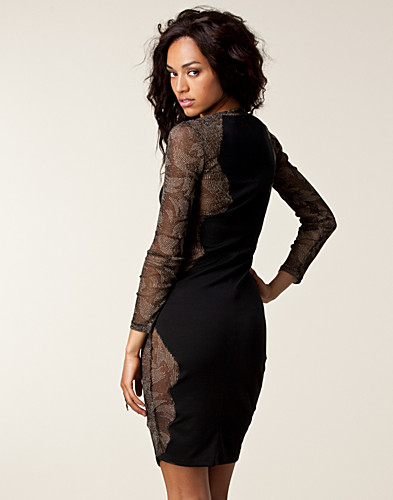 PARTY DRESSES - NLY TREND / THE LATEST LONG DRESS - NELLY.COM
