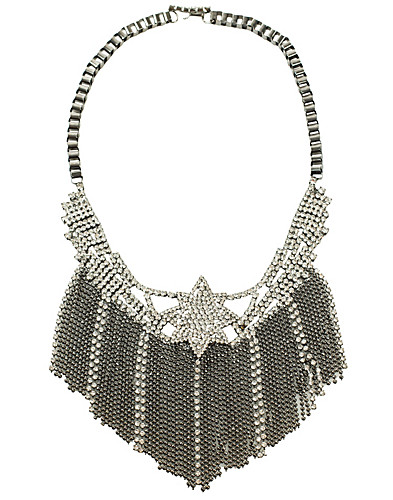 SMYCKEN - NLY TREND / STAR NECKLACE - NELLY.COM
