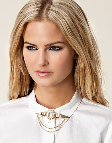 JEWELLERY - NLY TREND / BOW COLLAR BROOCH - NELLY.COM