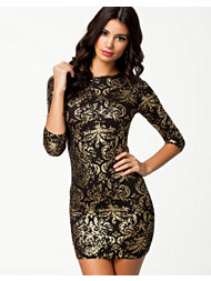 NLY Trend Baroque Dress