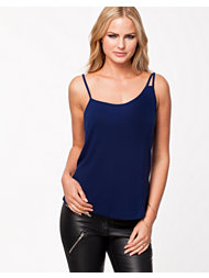 NLY Trend Triangle Strap Top