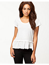 NLY Trend Loose Peplum Top