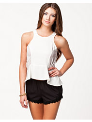 NLY Trend New Peplum Top